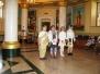 Школа Май 2009, Репетиция праздника Жен Мироносиц