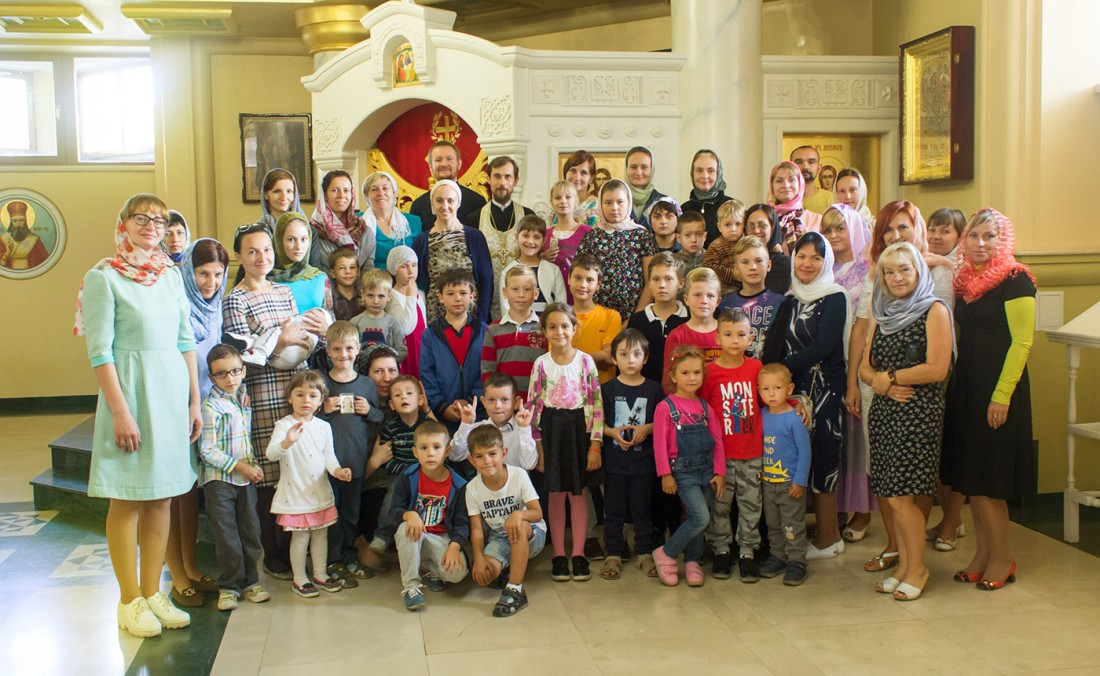 Добро пожаловать на главную страницу  Церковь Святителя